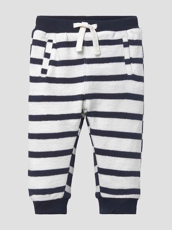 Gestreifte Laufhose - Babies - y/d stripe|multicolored - 7 - Tom Tailor E-Shop Kollektion