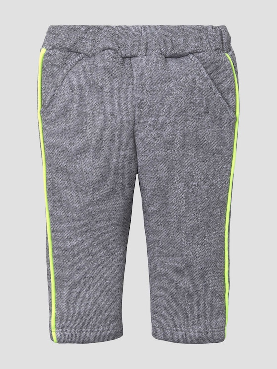 Jogginghose mit Tapedetail - Babies - original|multicolored - 7 - Tom Tailor E-Shop Kollektion