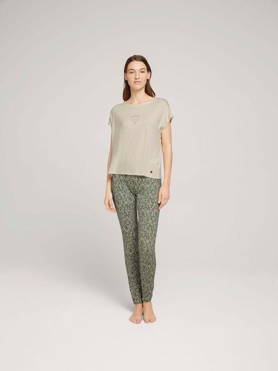 Lange pyjama-set - in Pyjama's & Loungewear