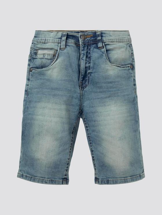 Jonas Bermuda shorts - Boys - apricot - 7 - TOM TAILOR