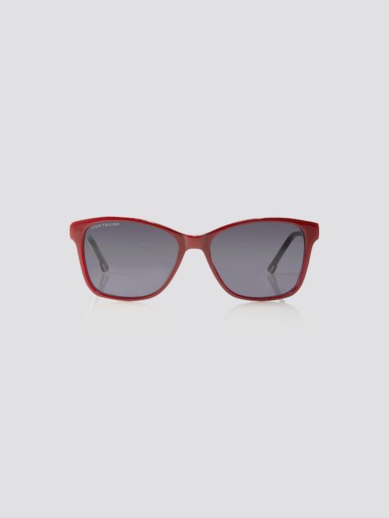 Wayfarer Unisex-Kindersonnenbrille - unisex - red-white-blue - 7 - TOM TAILOR