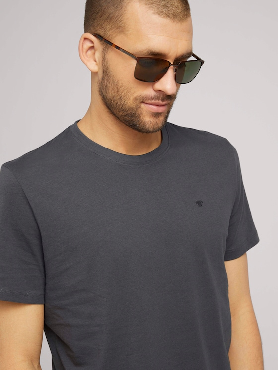 Sonnenbrille mit getönten Gläsern - Männer - brown matt-gun - 5 - TOM TAILOR