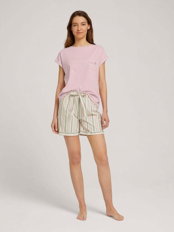 Pyjama shirt met print - in Pyjama's & Loungewear