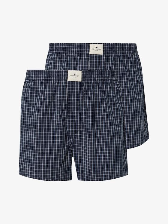 Boxer Shorts in dubbelpak - in Ondergoed