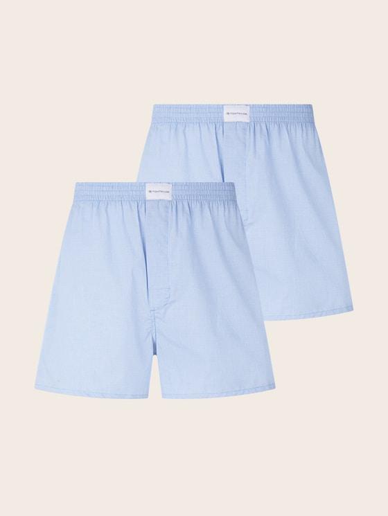 dubbelpak Boxer Shorts - in Ondergoed