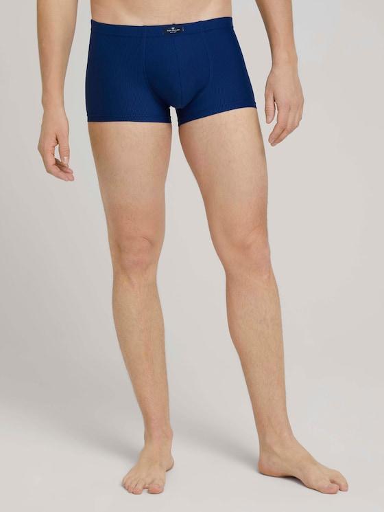gestreifte Hip-Pants - Männer - blue-medium-solid - 1 - TOM TAILOR