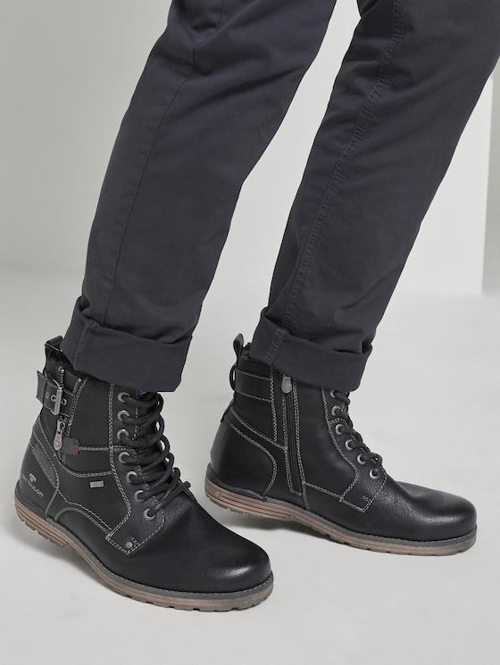 Laarzen met gesp - Mannen - black - 5 - TOM TAILOR