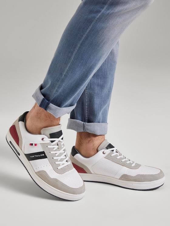 Sneaker - Männer - ice - 5 - TOM TAILOR