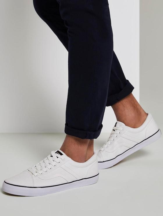 Moderner Sneaker - Männer - white - 5 - TOM TAILOR Denim