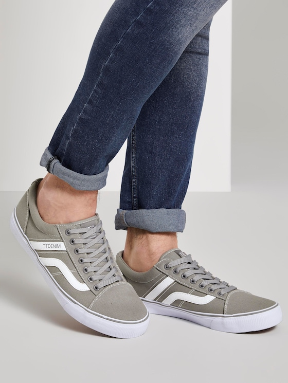 Moderner Sneaker - Männer - grey - 5 - TOM TAILOR Denim