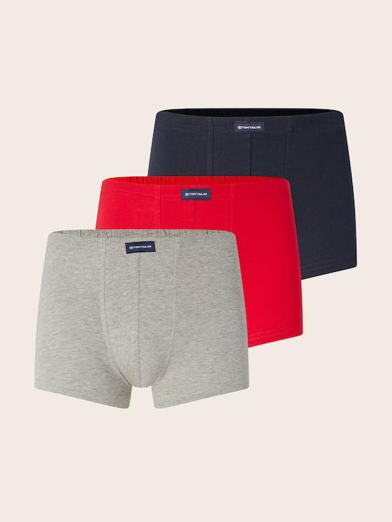 3-Pack hippe broek - in Ondergoed