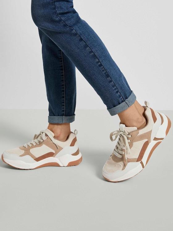 Sneaker - Frauen - marble - 5 - TOM TAILOR