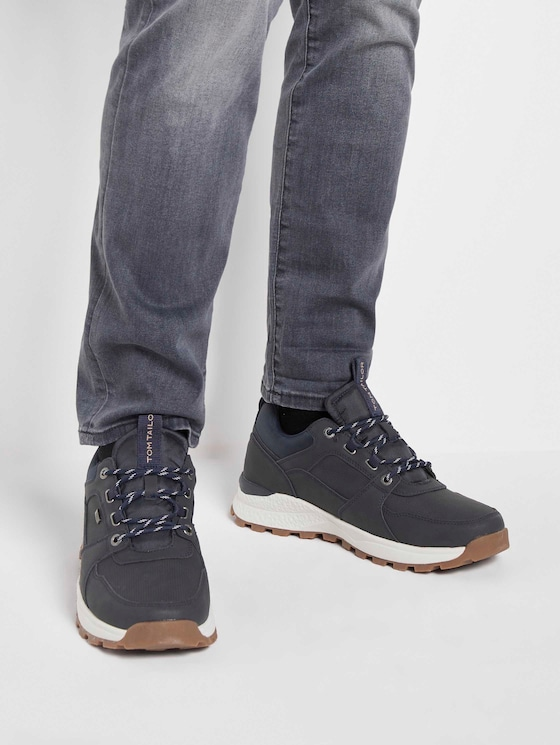 Casual sneakers - Mannen - navy - 5 - TOM TAILOR
