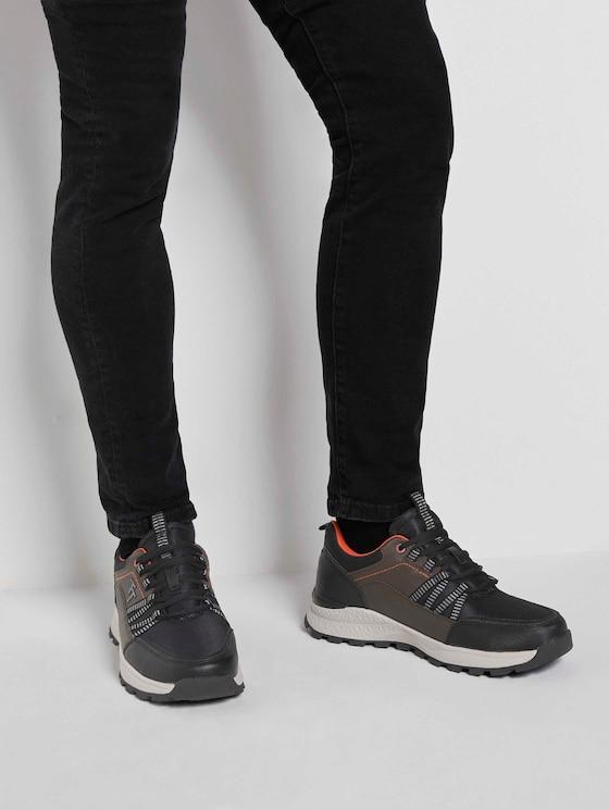 Gefütterte Sneaker - Männer - khaki - 5 - TOM TAILOR