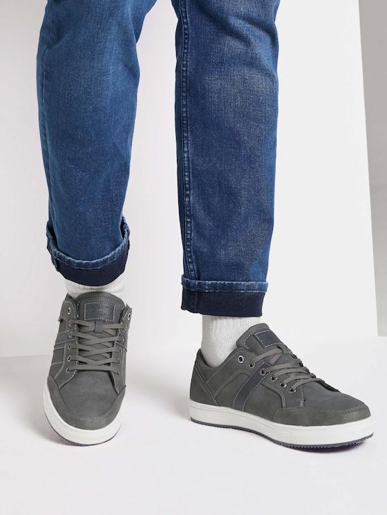 Sneaker - Männer - grey - 5 - TOM TAILOR
