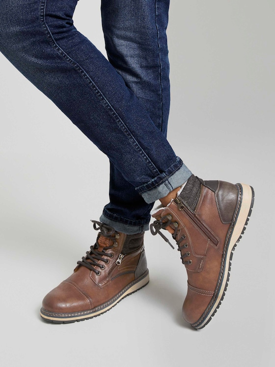 Schnürboots - Männer - brown - 5 - TOM TAILOR Denim