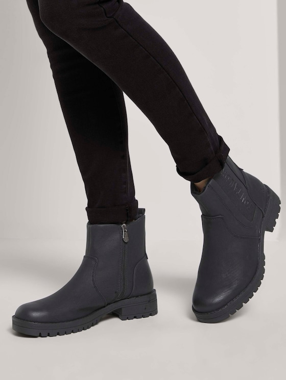 Chelsea Boots - Frauen - black - 5 - TOM TAILOR