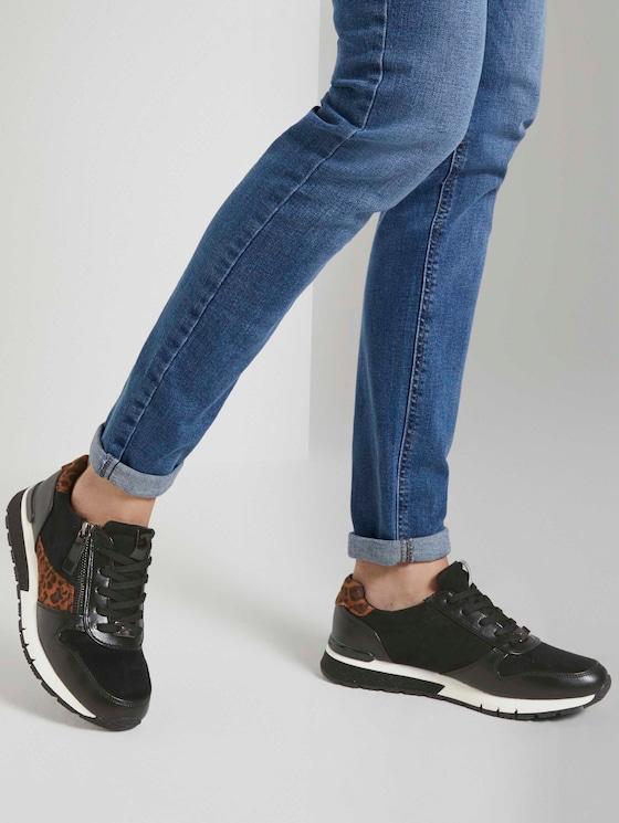 Leo Sneaker - Frauen - black - 5 - TOM TAILOR