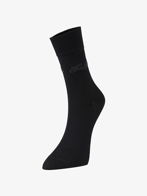 sokken per twee paar verpakt